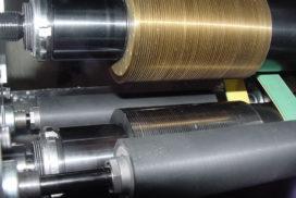 Узел резки, оснащенный ножами «Golden Slit» для резки формата от 0,5 мм
